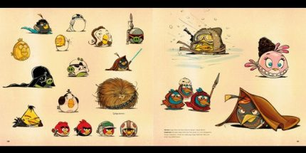 Happy Star Wars Day, Angry Birds–Style!