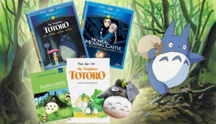 Studio Ghibli Prize Package — Second Chance!