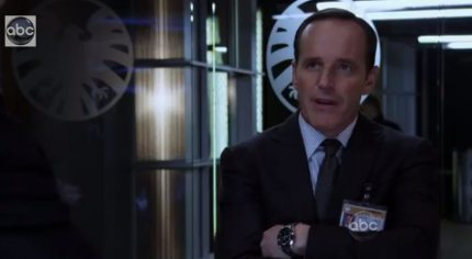 """First Marvel's Agents of S.H.I.E.L.D. Teaser Hits — """"Don't Touch Lola"""""""
