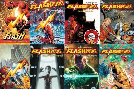 Flashpoint: The World of Flashpoint Featuring–Batman