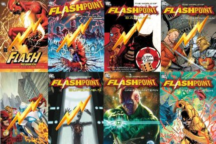 Flashpoint Friday – The World of Flashpoint – Featuring Green Lantern