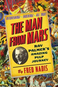The Man From Mars by Fred Naris