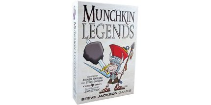 Visit Classics Myths and Modern Tales in Munchkin Legends
