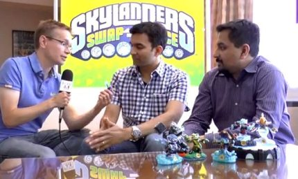 Skylanders Swap Force Wii Support, Rhythm Action Attacks and Character Gender