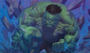 Hulk Season One  Image: Marvel