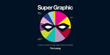 Pow! Super Graphic Is Packed With Comic Book Infographics