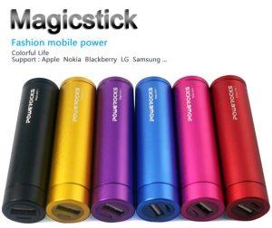 portable battery power