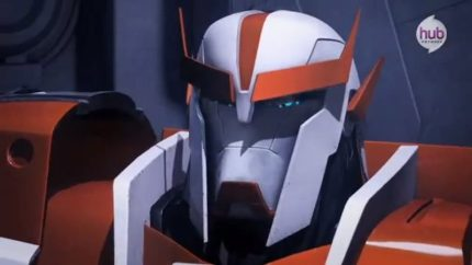 """Sneak a Peek at Transformers Prime """"Synthesis"""" (Exclusive!)"""
