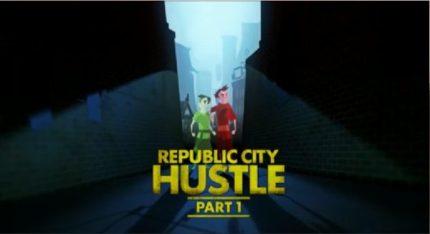 The Legend of Korra: Republic City Hustle