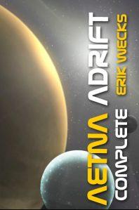 Aetna Adrift Cover