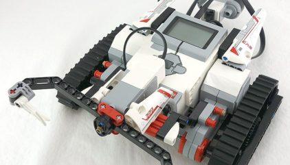 One-Kit Wonders Delivers Simple & Fun Mindstorms Projects - GeekDad