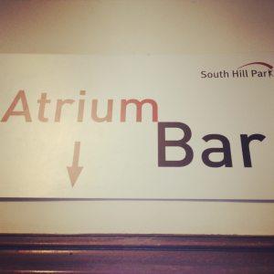 South Hill Park Terrace Bar