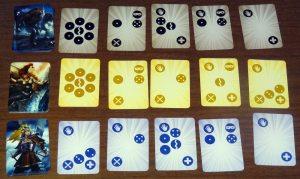 Maximum Throwdown cards