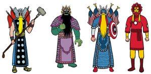 Chinese Opera Avengers