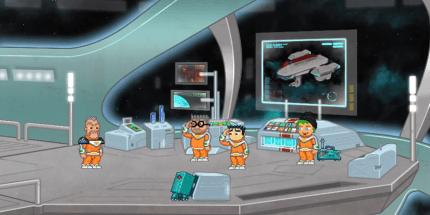 Geek & Sundry's (16-Bit) Animated Outlands Series Premieres Today as Part of Geek Week