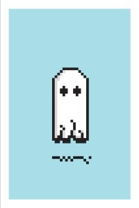8-Bit Ghost