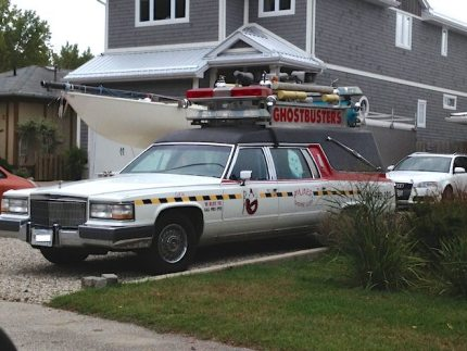 Is a Hearse the Geekiest Vehicle?