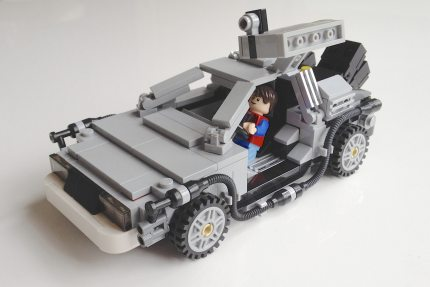 Back to the (LEGO Cuusoo) Future