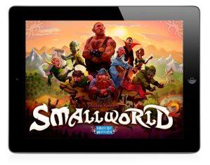 Small World 2 iPad