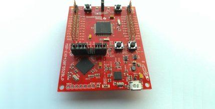 Texas Instruments USB Launchpad MSP430F5529