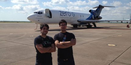 The Ups and Downs of an Education in Microgravity