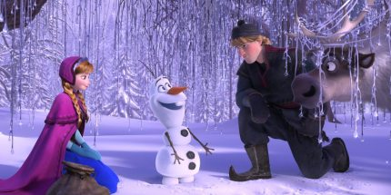 Frozen's Art of Tech: Do You Want to Build an Olaf?