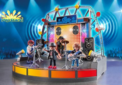 Playmobil Popstars! Battle of the Bands Contest