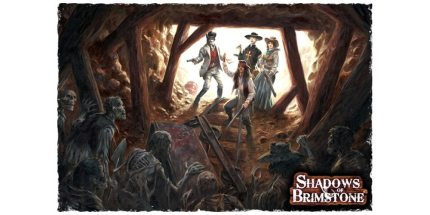 Kickstarter Alert: Shadows of Brimstone