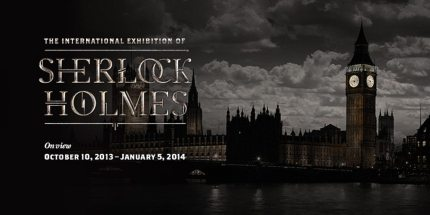 The International Exhibition of Sherlock Holmes at OMSI