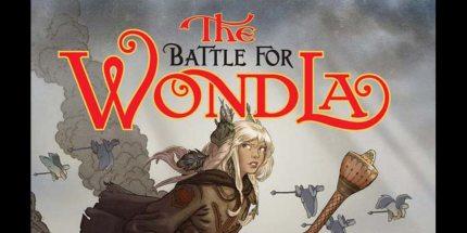 The Battle for WondLa Cover Revealed