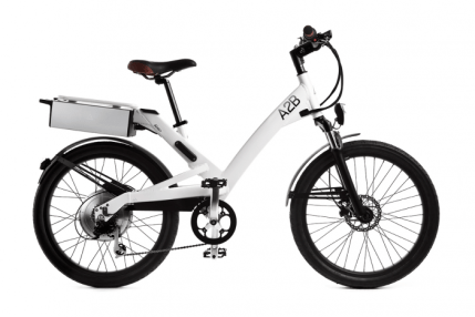 GeekDad Giveaway: Win An Electric Bike From A2B