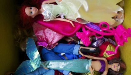 How to Play Barbies Without Going Crazy