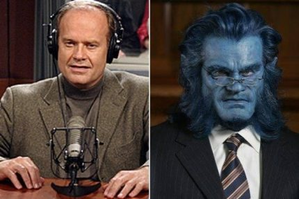 VOTE: Who is More Intellectual: Doctor Frasier Crane or Beast?