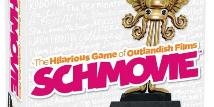 Schmovie: For Outlandish Movie and Game Lovers
