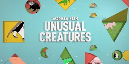 Songs for Unusual Creatures: Now on PBS Digital Studios