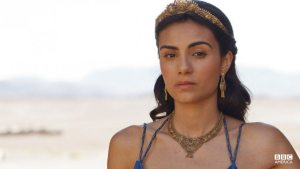 Ariadne is heir to the throne. She cares deeply for the people of Atlantis and her sacred duties to protect them.