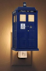 TARDIS Nightlight ~$17