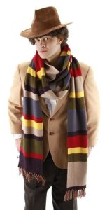 The 4th Doctor 12ʺ Scarf ~$50