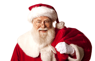 Let Your Kids Contact Santa at the Last Minute!