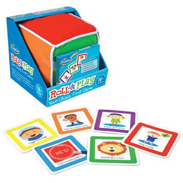 Favorite Christmas Present: Roll & Play Game
