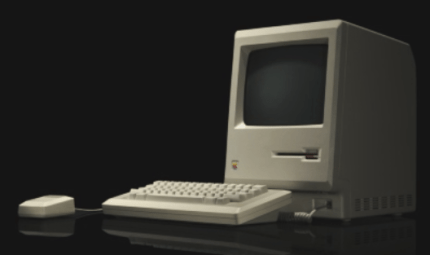 What was Your First Mac?