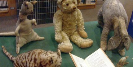 Happy 132nd Birthday, A.A. Milne!