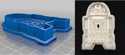 Geektastic Cookie Cutters You Can Print