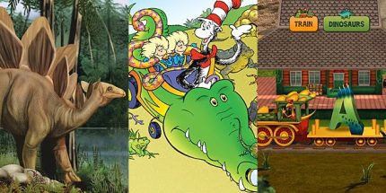 Reptile Round-Up: New Apps From PBS, Dr Seuss, & the Smithsonian