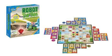 Robot Turtles on ThinkFun