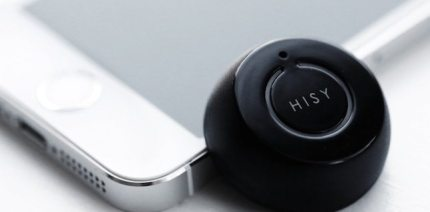GeekDad Review: HISY Bluetooth Camera Remote for iPhone