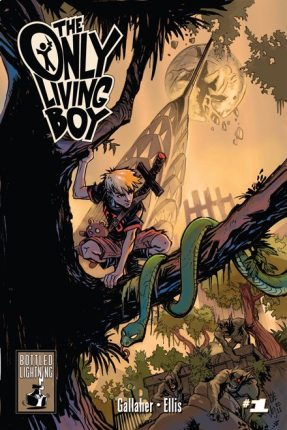 Comic Preview: The Only Living Boy