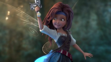 Disney Trip: Behind the Scenes With the Creators of The Pirate Fairy