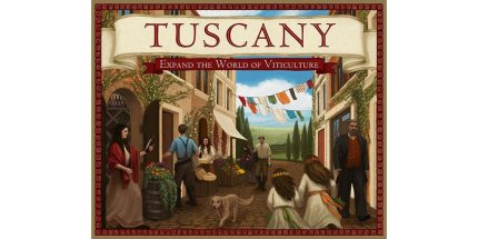The Highly Anticipated Tuscany Finally Hits Kickstarter Today