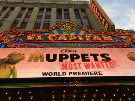 Having a Muppetational Time at the Muppets Most Wanted World Premiere